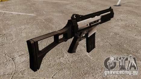 Автомат Crius SMG v1 для GTA 4 второй скриншот