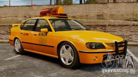 Taxi2 с новыми дисками для GTA 4