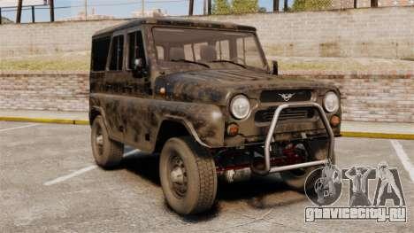 УАЗ-315195 Хантер для GTA 4