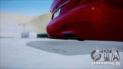 BMW 750 Li Vip Style для GTA San Andreas вид сзади слева