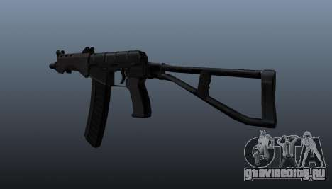 Автомат СР-3М Вихрь v1 для GTA 4 второй скриншот