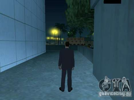 MafiaBoss HD для GTA San Andreas четвёртый скриншот