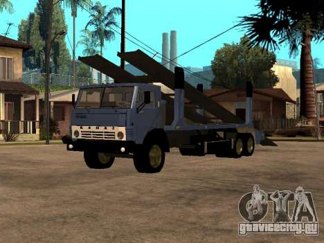 КАМАЗ 43085 Автовоз для GTA San Andreas