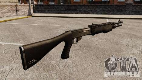 Автоматическое ружьё Franchi SPAS-12 для GTA 4 второй скриншот