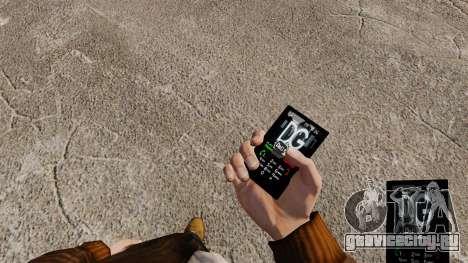 Темы для телефона брендов одежды для GTA 4 второй скриншот