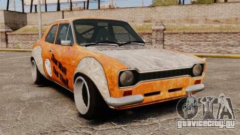 Ford Escort Mk1 Rust Rod для GTA 4