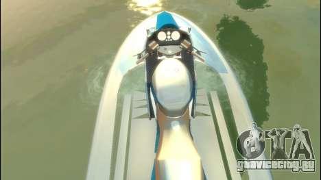 Гидроцикл из GTA V для GTA 4 вид справа