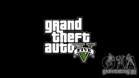 Меню и загрузочные картинки в стиле GTA V для GTA 4 второй скриншот