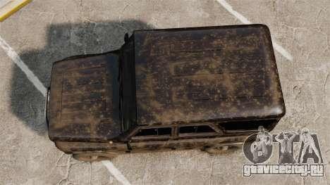 УАЗ-315195 Хантер для GTA 4 вид справа