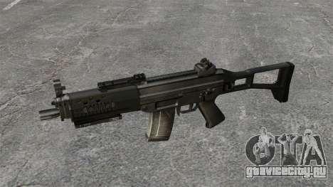 Автомат Themis v3 для GTA 4 третий скриншот
