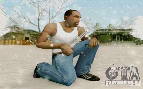 Стальная линейка для GTA San Andreas третий скриншот