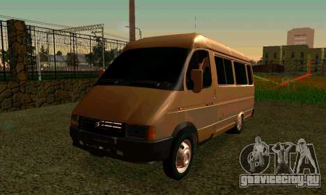 ГАЗель Тюнинг для GTA San Andreas