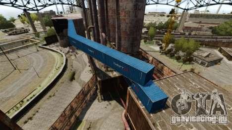 Оборонительная база для GTA 4 пятый скриншот