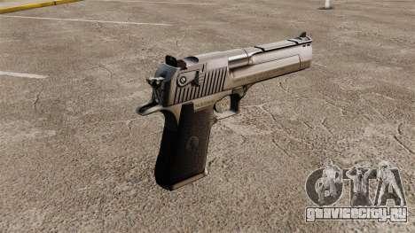 Пистолет Desert Eagle для GTA 4 второй скриншот