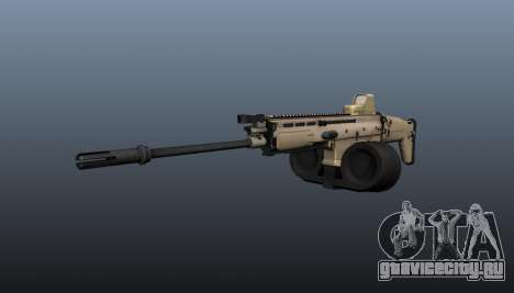 Пулемёт FN SCAR-H LMG для GTA 4