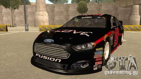 Ford Fusion NASCAR No. 98 K-LOVE для GTA San Andreas