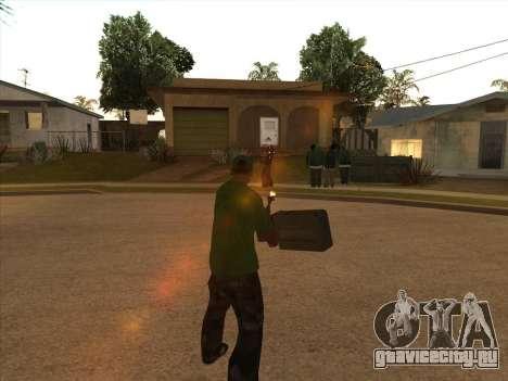 КОРД для GTA San Andreas третий скриншот