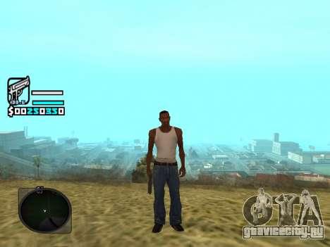 Hud by Larry для GTA San Andreas