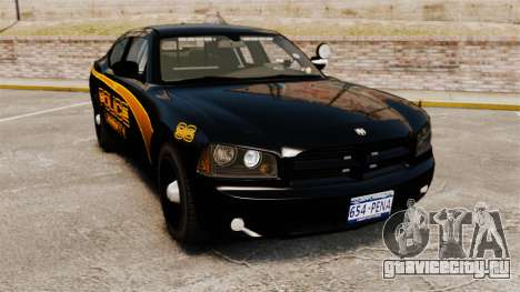 Dodge Charger 2008 LCPD Slicktop [ELS] для GTA 4