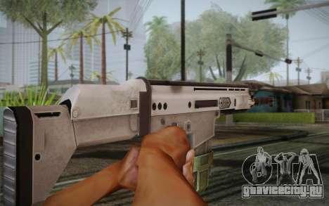 FN Scar для GTA San Andreas третий скриншот