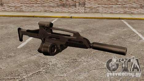 Автомат HK XM8 v2 для GTA 4
