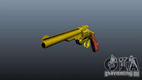 Револьвер Schofield v2 для GTA 4