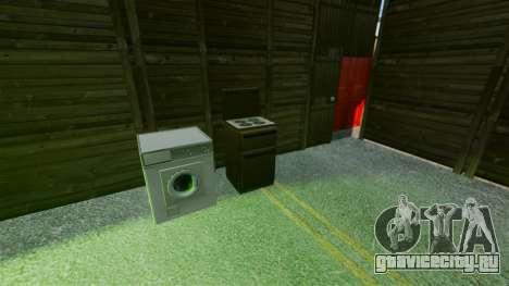 Персональный дом для GTA 4 пятый скриншот