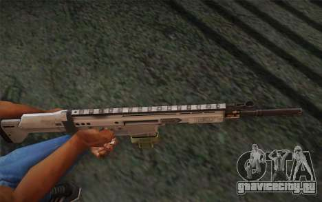 FN Scar для GTA San Andreas второй скриншот