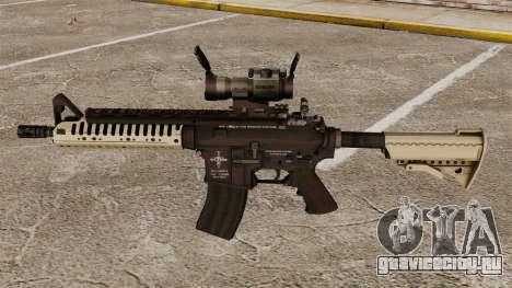 Автоматический карабин М4 VLTOR v4 для GTA 4 третий скриншот