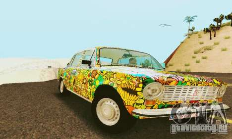 ВАЗ 21011 Хиппи для GTA San Andreas
