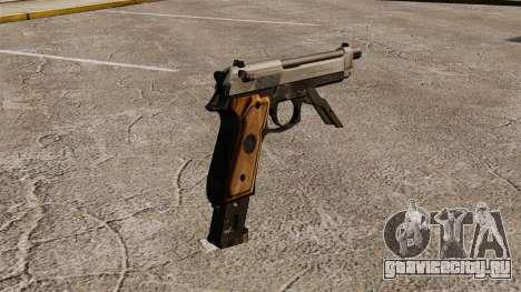 Автоматический пистолет Beretta M93R для GTA 4 второй скриншот