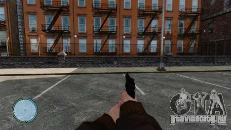 Перекрестие Call of Juarez: Bound in Blood для GTA 4 второй скриншот