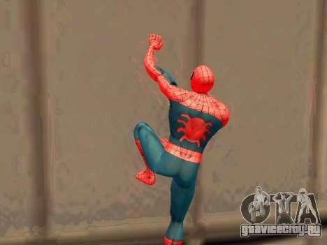 Карабкаться по стенам как Человек-паук для GTA San Andreas третий скриншот