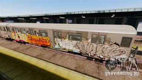 Новые граффити для Subway v4 для GTA 4 второй скриншот