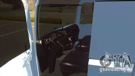 Volkswagen Constellation 19.320 Titan для GTA San Andreas вид сзади