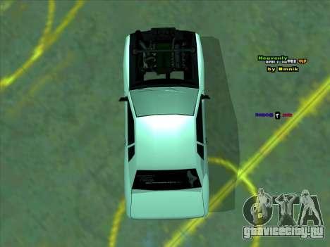 Drift Elegy by zhenya2003 для GTA San Andreas вид справа