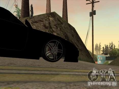 New Jester для GTA San Andreas вид справа