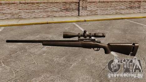 Снайперская винтовка M24 для GTA 4 третий скриншот