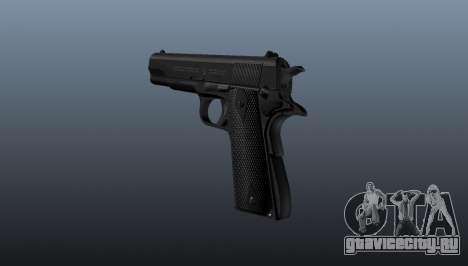 Пистолет M1911 v1 для GTA 4 второй скриншот