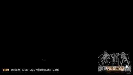Меню и загрузочные картинки в стиле GTA V для GTA 4 пятый скриншот