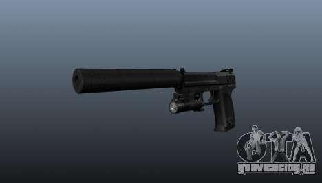 Пистолет HK USP 45 для GTA 4