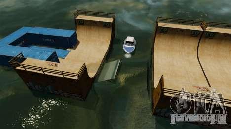 Разводной мост для GTA 4 третий скриншот