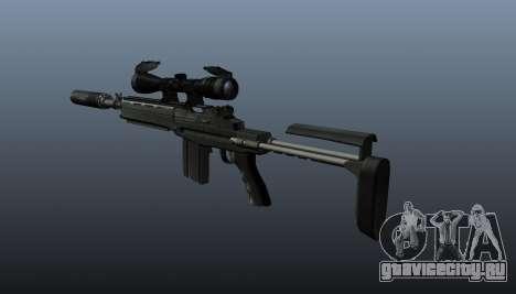 Автоматическая винтовка M14 EBR v1 для GTA 4 второй скриншот
