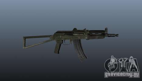 Автомат АКС74У v1 для GTA 4 третий скриншот