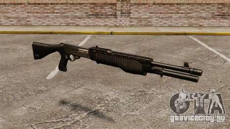 Автоматическое ружьё Franchi SPAS-12 для GTA 4