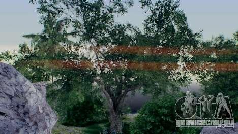 Caligraphic ENB v1.0 для GTA San Andreas второй скриншот