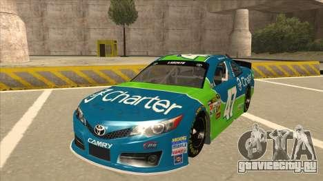 Toyota Camry NASCAR No. 47 Charter для GTA San Andreas