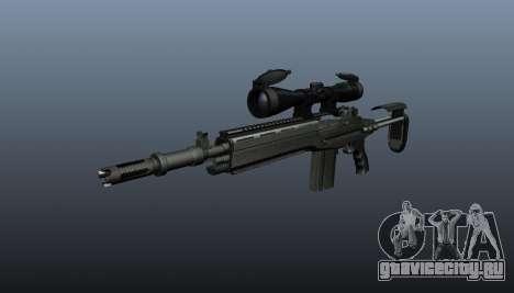 Автоматическая винтовка M14 EBR v2 для GTA 4