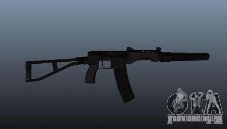 Автомат СР-3М Вихрь v3 для GTA 4 третий скриншот