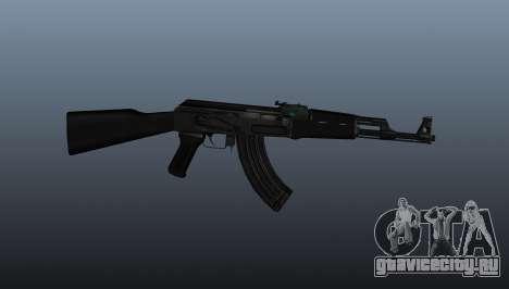 Автомат АК-47 v1 для GTA 4 третий скриншот
